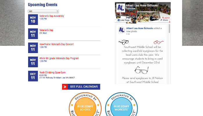 Albert Lea Upcoming Events
